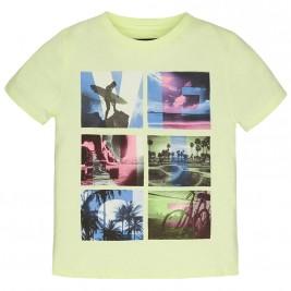 Παιδική Μπλούζα Mayoral 6041 Κίτρινο Αγόρι