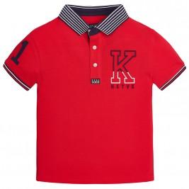 Παιδική Μπλούζα Mayoral 6103 Kόκκινο Αγόρι