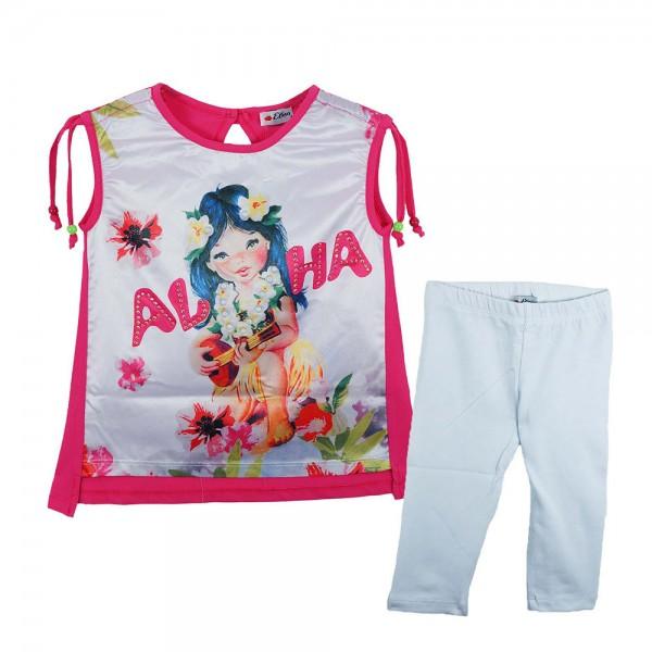 Παιδικό Σετ-Σύνολο Εβίτα 162300 Φούξια Κορίτσι. Παιδικά Ρούχα ... b8a621eafc4