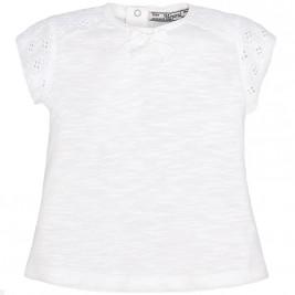 Βρεφική Μπλούζα Mayoral 105 Λευκό Κορίτσι