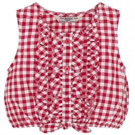 Βρεφική Μπλούζα Mayoral 1173 Κόκκινο Κορίτσι