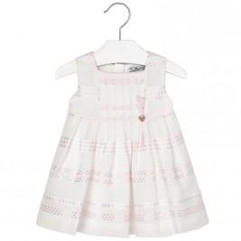Βρεφικό Φόρεμα Mayoral 1905 Ροζ Κορίτσι