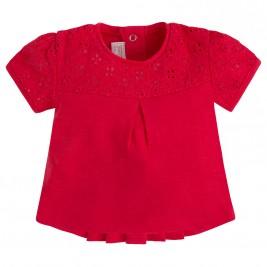 Βρεφική Μπλούζα Mayoral 187 Κόκκινο Κορίτσι