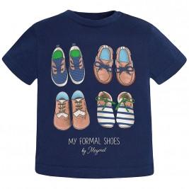 Βρεφική Μπλούζα Mayoral 1013 Μπλε Αγόρι