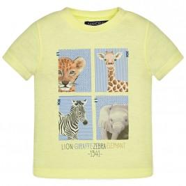 Βρεφική Μπλούζα Mayoral 1017 Κίτρινο Αγόρι