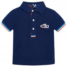 Βρεφική Μπλούζα Mayoral 1133 Μπλε Αγόρι