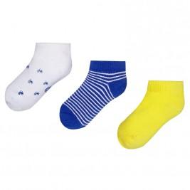 Βρεφικές Κάλτσες Σετ Mayoral 10121 Κίτρινο Αγόρι