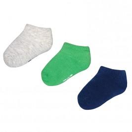 Βρεφικές Κάλτσες Σετ Mayoral 10123 Πράσινο Αγόρι