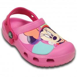 Παιδικό πέδιλο Crocs 202693 Ροζ