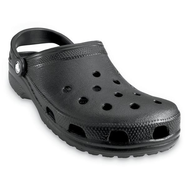 Ανδρικό Πέδιλο Crocs 10001 Μαύρο