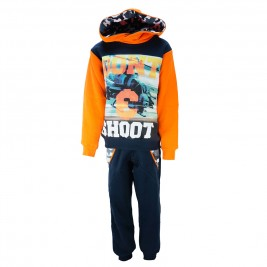 Παιδική Φόρμα-Σετ Joyce 6768 Πορτοκαλί Αγόρι