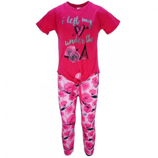 Παιδικό Σετ-Σύνολο Joyce 7001 Φούξια Κορίτσι 841da54e2d3