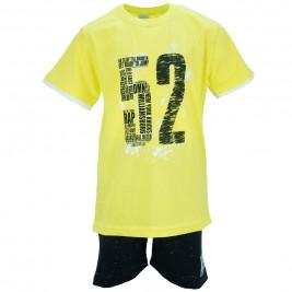 Παιδικό Σετ-Σύνολο Domina 173011 Κίτρινο Αγόρι