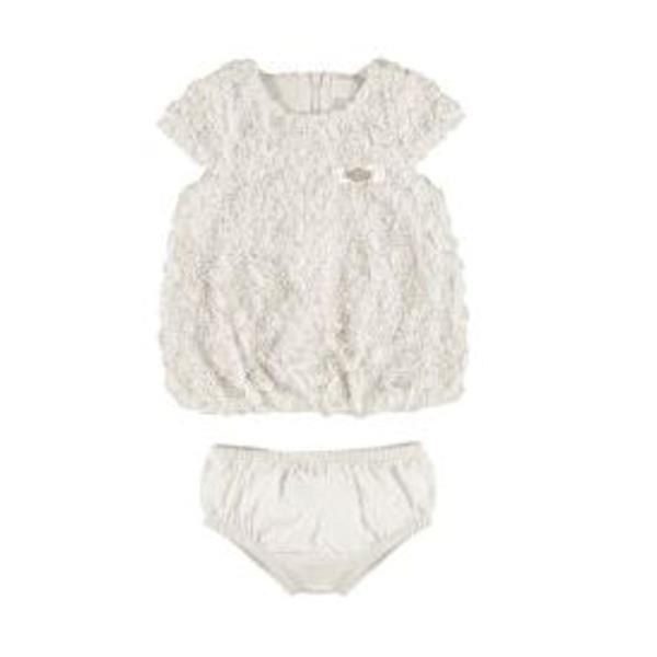917d0c04488 Βρεφικό Φόρεμα Mayoral 1859 Εκρού. Παιδικά Ρούχα - Κορίτσι-Βρεφικό ...