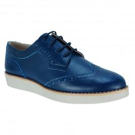 Γυναικείο Casual Toutounis 6343 Μπλε
