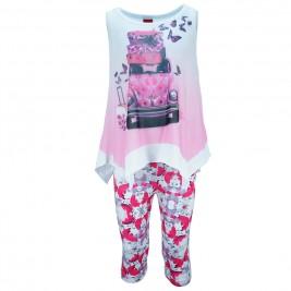 Παιδικό Σετ-Σύνολο Trax 31211 Φούξια Εμπριμέ Κορίτσι