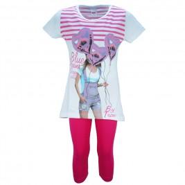 Παιδικό Σετ-Σύνολο Trax 31104 Φούξια Κορίτσι