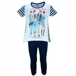 Παιδικό Σετ-Σύνολο Trax 31141 Μπλε Κορίτσι