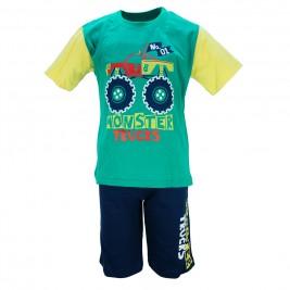Παιδικό Σετ-Σύνολο Trax 31411 Πράσινο Αγόρι