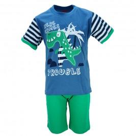 Παιδικό Σετ-Σύνολο Sprint 21581028 Λευκό Αγόρι. Παιδικά Ρούχα ... f4ab272a8d4