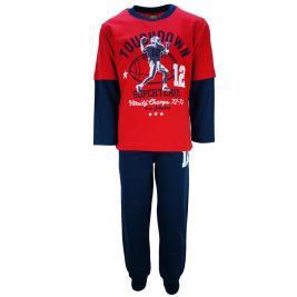 Παιδική Φόρμα-Σετ Trax 31407 Κόκκινο Αγόρι