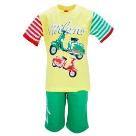 Παιδικό Σετ-Σύνολο Trax 31414 Κίτρινο Αγόρι