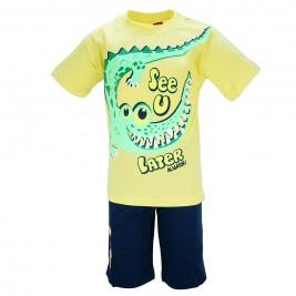 Παιδικό Σετ-Σύνολο Trax 31408 Κίτρινο Αγόρι