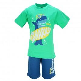 Παιδικό Σετ-Σύνολο Trax 31410 Πράσινο Αγόρι
