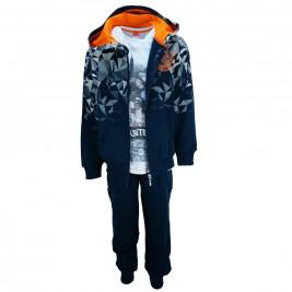 Παιδική Φόρμα-Σετ Joyce 7350 Μπλε Αγόρι