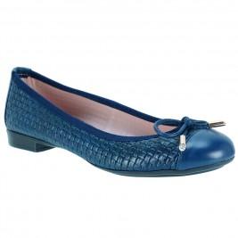 Γυναικεία Μπαλαρίνα Toutounis 2348 Μπλε