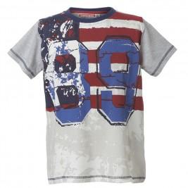 Παιδική Μπλούζα Energiers 13-217015-5 Γκρι Αγόρι