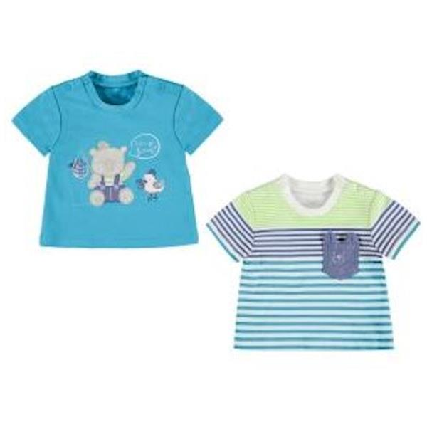 790a15029e9f Αρχική   Παιδικά Ρούχα Βρεφικό Σετ Μπλούζες Mayoral 25-00195-056 Γαλάζιο  Αγόρι. ΟFFER. 002620