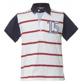 Παιδική Μπλούζα Energiers 12-217111-4 Λευκό Αγόρι
