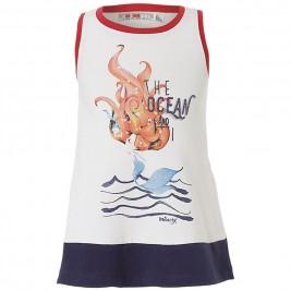 Παιδικό Φόρεμα Energiers 15-217320-7 Λευκό Κορίτσι