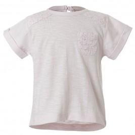 Βρεφική Μπλούζα Energiers 14-217400-5 Ροζ Κορίτσι
