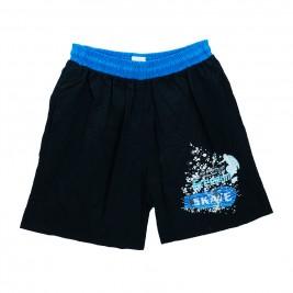 Παιδικό Μαγιώ Aquamania S6-A06-582 Μαύρο Αγόρι