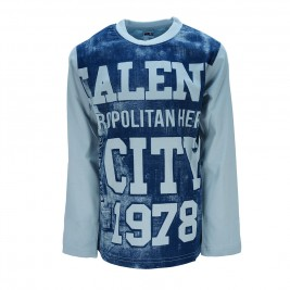 Παιδική Μπλούζα Domina 173085 Γκρι Αγόρι