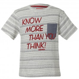Παιδική Μπλούζα Energiers 12-217113-5 Μελανζέ Αγόρι
