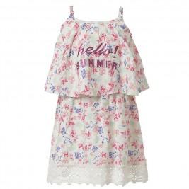 Παιδικό Φόρεμα Energiers 15-217308-7 Εμπριμέ Κορίτσι