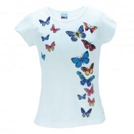 Παιδική Μπλούζα Domina 173143 Εκρού Κορίτσι