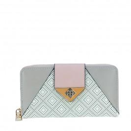 Γυναικείο Πορτοφόλι Verde 18-0000784 Ροζ