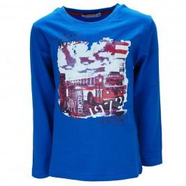 Παιδική Μπλούζα Energiers 12-217103-5 Μπλε Αγόρι