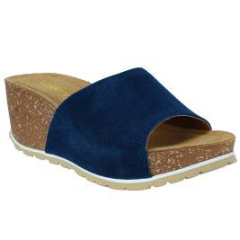 Γυναικεία Πλατφόρμα Walkme 101-003 Μπλε