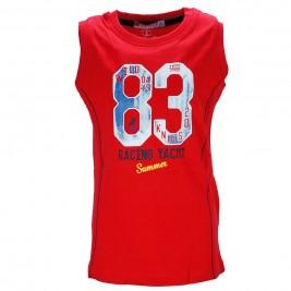 Παιδική Μπλούζα Energiers 12-217141-5 Κόκκινο Αγόρι