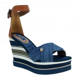 Γυναικεία Πλατφόρμα Wrangler WL171662 Μπλε