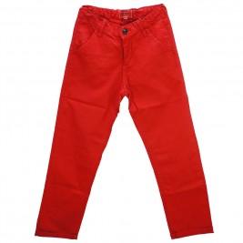 Παιδικό Παντελόνι NCollege 27-2007 Κόκκινο Αγόρι