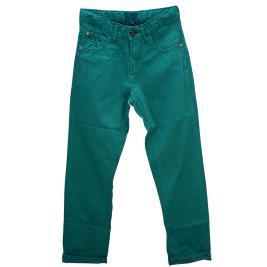 Παιδικό Παντελόνι NCollege 27-2006 Πράσινο Αγόρι