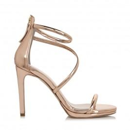 Γυναικείο Πέδιλο Sante 95791 Ροζ Χρυσό