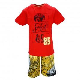 Παιδικό Σετ-Σύνολο Joyce 7169 Κόκκινο Αγόρι