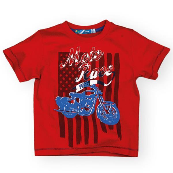 Παιδική Μπλούζα In-Time 22-215614-5 Κόκκινο Αγόρι. Παιδικά Ρούχα ... 366ea8c5d13